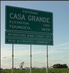 Arizona's Hidden Jewel, Casa Grande : Casa Grande: Better than Phoenix for so many Reasons