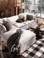 Value City Furniture Holiday 2018 Winston Comfort 4 Piece
