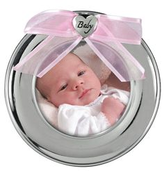 """4"""" x 4"""" Ribbon Picture Frame"""
