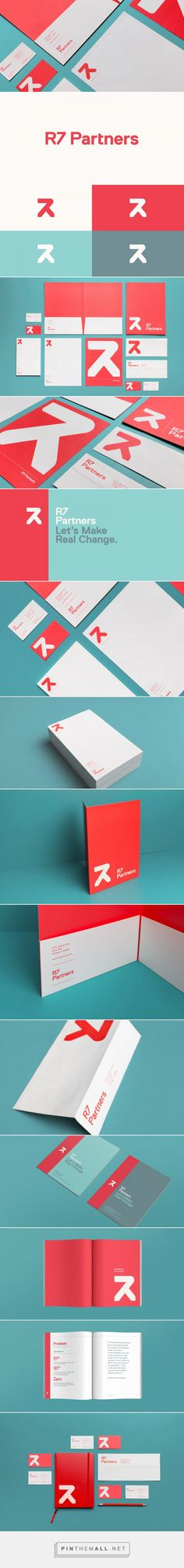 R7 Partners Branding by Mast | Fivestar Branding – Design and Branding Agency & Inspiration Gallery