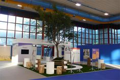 davide radaelli, novartis, #exhibit design, #trade fair stand