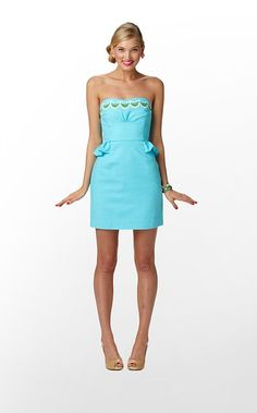 (want this!!!) probably one of my favorite lilly dresses of all times. love the colors.