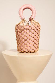 Moreau Bucket Bag Quartz Pink