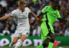Real Madrid 2-1 Sporting Lisboa - Highlights Champions League - 14-09-2016 - Soccer Highlights