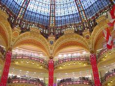 Galleria Pritemps Paris
