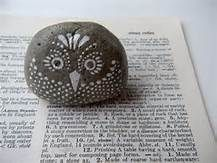 painted rock craft inspiration - - Yahoo Image Search Results