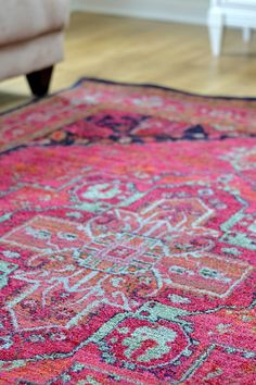 Lalita Rug | House, Living spaces and Traditional