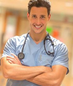 Dr. Mike, wish he was my doctor!