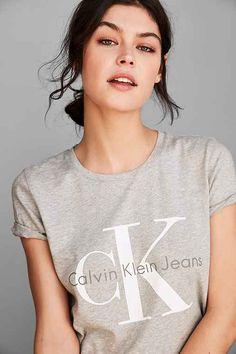 36e7320eba87c Calvin Klein Tee Shirt - Urban Outfitters