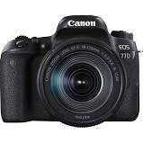 Canon EOS 77D + 18-135mm IS USM Lustrzanka