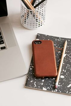 Nomad Leather iPhone 7 Case - Urban Outfitters
