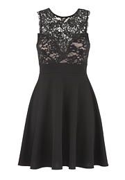 black lace sweetheart dress - maurices.com