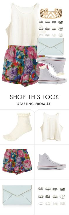 """""""Set #4"""" by scared-of-happy ❤ liked on Polyvore featuring River Island, Converse, Rebecca Minkoff, Retrò, Lucky Brand and polyvoreeditorial"""