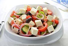 Insalata greca | Le Ricette de La Cucina Imperfetta
