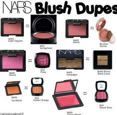 NARS Blush Dupes! #Fashion #Beauty #Trusper #Tip