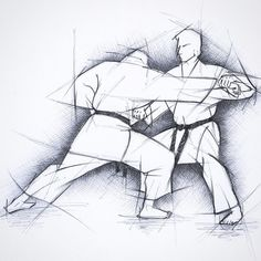 #zeichnung #drawing #disegno #skizze #sketch #karate #karatedo #shotokan #dojo #dan #meistergrad #budoka #schwarzgurt #kuroobi #blackbelt #tettsui #kampfkunst #martialarts #karetefamily #karatemaster #karateislife #karateman #karate4live #karateteam
