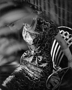 1961, Paris, for Élegance, Judy Dent by Frank Horvat