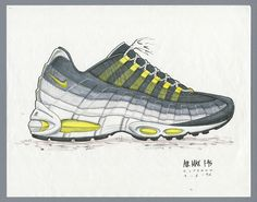 Die 142 Besten Bilder Von Schuhe Zeichnen Shoe Sketches Tennis