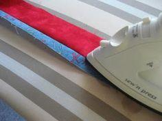 Reversible Quilt Binding