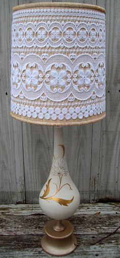 love this lampshade from Hot House Market