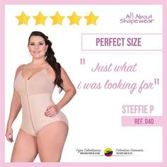 """9f3299a104 For All Stages of Life🌿 on Instagram  """"⭐ Our clients RECOMMEND THIS  PRODUCT! ⭐ Body shaper reduce of measures is in our star products selected by  our ..."""