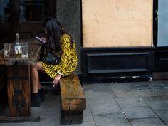 New Oxford St, London - The Sartorialist