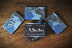 THE WATERS ABOVE - Handcrafted Luxury Soap