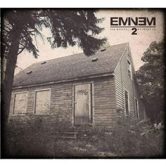 Eminem, The Marshall Mathers LP 2 | The 32 Best Rap Albums Of 2013