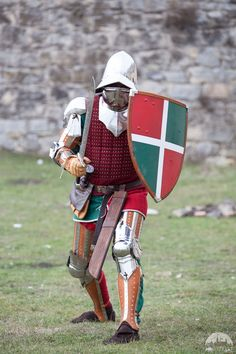 """Medieval Armor for SCA """"Hound Of War"""""""