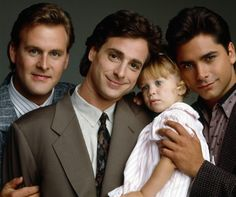 This New 'Fuller House' Cast Addition Perfectly Rounds Up Netflix's Reboot