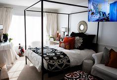 Transforming into a teenagers bedroom.Colourworks Interior Design