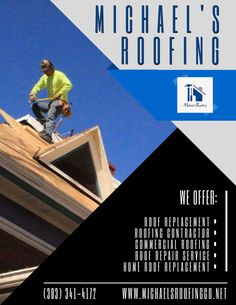 Advice On How To Repair Your Roof ** You can get more information by clicking on the image. Roofing Companies, Roofing Services, Roofing Contractors, Roof Leak Repair, Commercial Roofing, Roof Installation, Protecting Your Home, Decorating Blogs