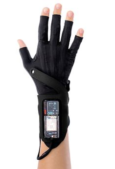 Mi.Mu Gloves — turn hand gestures into music