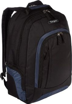 Targus Urban II Backpack Designed for 16Inch Laptops  TSB196US BlackNavy Trim ** Read more at the image link. (This is an affiliate link and I receive a commission for the sales)