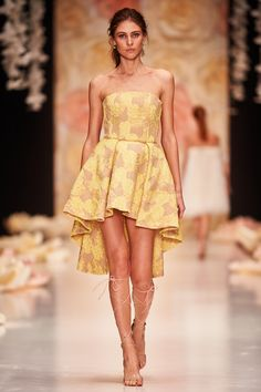 yellow and spring #LUVAN