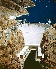 Lake Mead  Hoover Staudamm #travel #usa