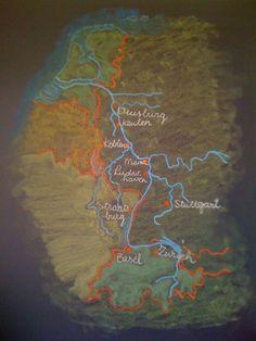 block: De Rijn map