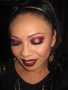Maquillaje http://youtu.be/W2tZh8MD2tM