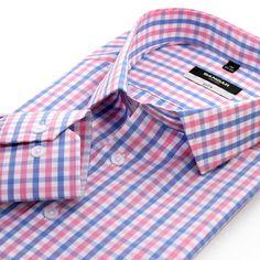 REGULAR Cutaway collar, Button cuff Cutaway Collar, Business Shirts, Men's Outfits, Blazers For Men, Gentleman Style, Shirt Men, Men's Fashion, Shirt Dress, Button