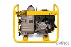 VENTA DE Bomba PT3 Wacker Neuson NUEVA  Bomba PT3 Wacker Neuson NUEVA!!! A MITAD DE PRECIO!!!  La serie PT3 de bombas de agua sucia ...  http://mexico-city.evisos.com.mx/venta-de-bomba-pt3-wacker-neuson-nueva-id-617865