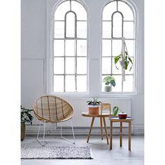 Aria flower pot, terracotta/rose – Bloomingville #interior #design #scandinavian #nordic