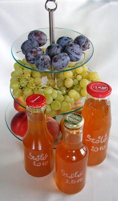 Rém egyszerű és mégis ... Soha nem jutott volna eszembe szörpöt készíteni a szőlőből , ha nem akad a kezembe Kugler Géza Budapesti szakács...