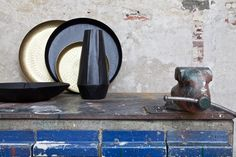 NEW! Metal trays Big and small waitress and Angular vase. BePureHome collection 2015/2016. #MaisonetObjet #MaisonetObjet2015 #mo2015 #MaisonetObjetParis