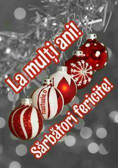 Christmas Bulbs, Anul Nou, Holiday Decor, Home Decor, Happy, Decoration Home, Christmas Light Bulbs, Room Decor, Ser Feliz