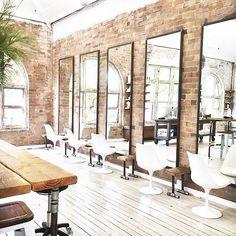 Salon spaces meant to inspire you! Interior Design | Salon Workspace | Salon Design