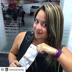 Ganadora de nuestra #Promo el HOY @lorecampog #YoEntrenoEnPowerClub  #promo #fitness  @powerclubpanama #soho Felicidades Lorena mañana puedes retirar tu Certificado de B/.500.00 en @rossanatabares en la recepción de la Sucursal #Soho