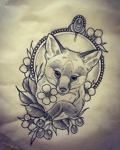 Foxy fox sucht ein Zuhause…