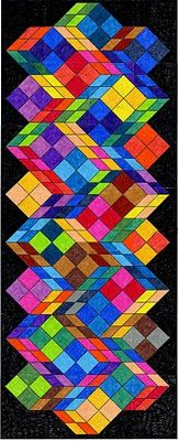 Kaleidoscope project easy to follow directions and results look