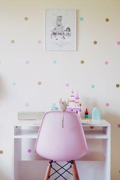 Biurko dla dziecka, pokój dziecięcy