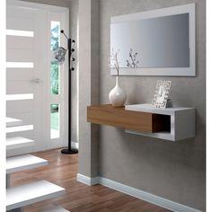 un hall d'entrée clairement efficace - hall d'entrée ... - Petit Meuble D Entree Design